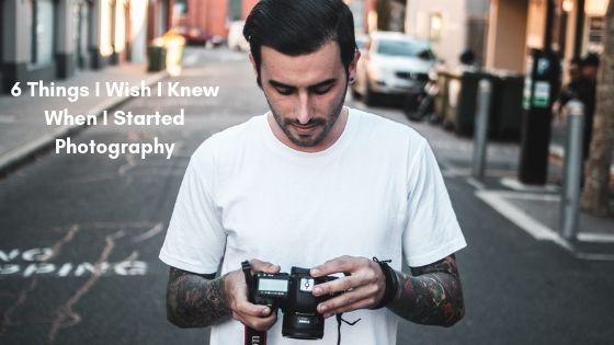 Learn photography 6 things i wish i knew when i started photography morgan nesbitt creative perth wa