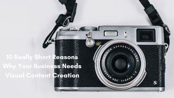 Digital marketing - 10 reasons your business needs visual content creation - morgan nesbitt creative perth wa