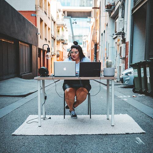 Michelle birch - social media & website content - morgan nesbitt creative perth wa
