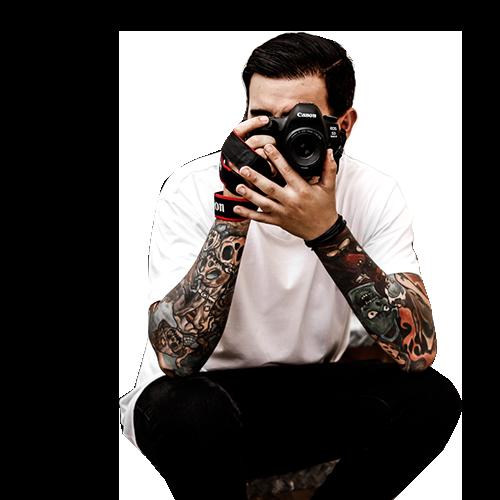Freelance Photographer Perth - Morgan Nesbitt Creative
