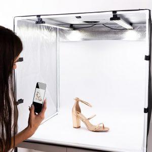 Hypop spectrum studio pal light tent product photography 1 0