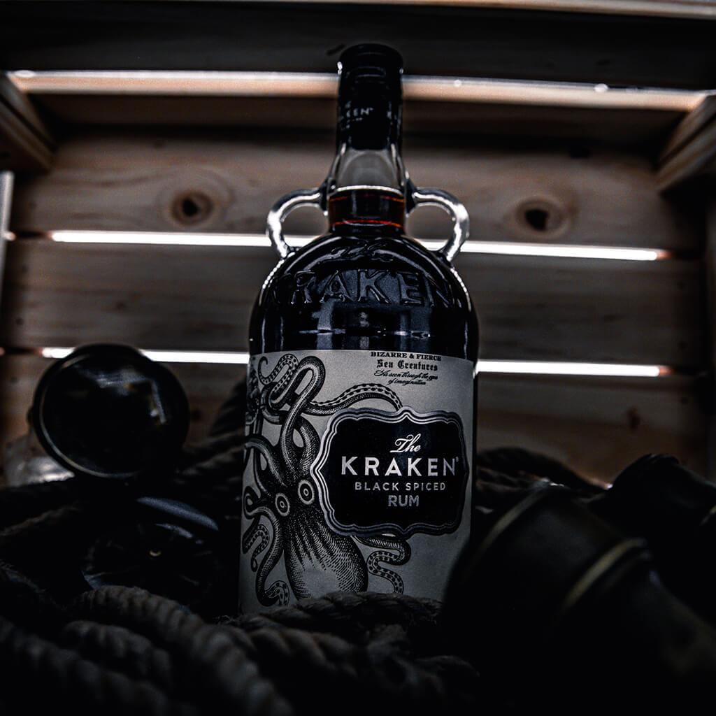 The kraken - product photography by morgan nesbitt