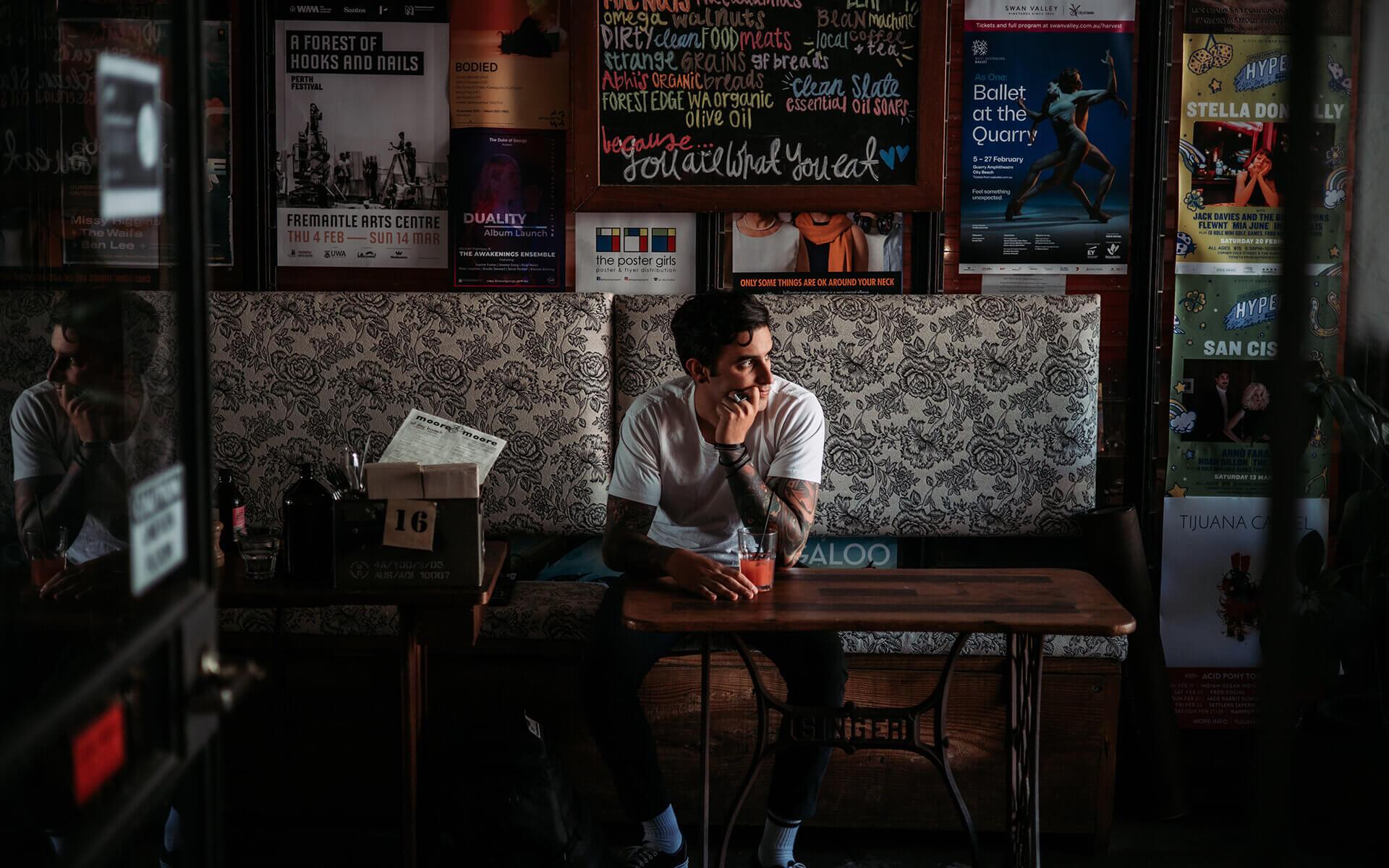 Morgan nesbitt - perth branding photographer, wa